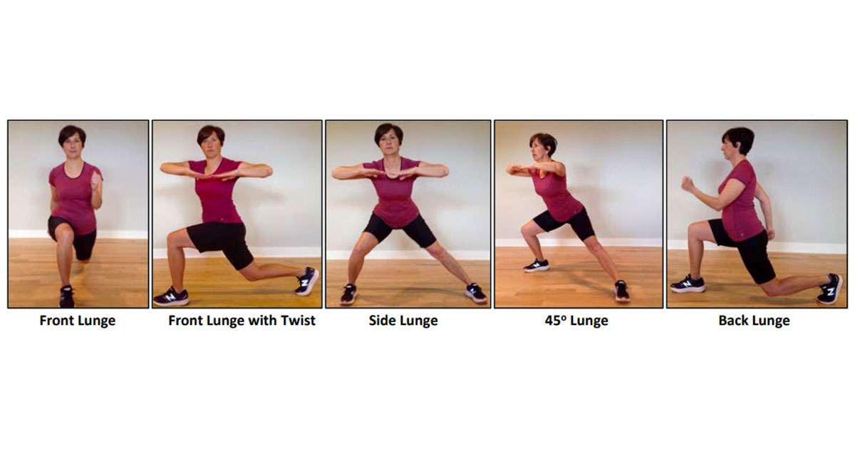 How To Warm Up For A Run: Dynamic Lunges (A 5-Minute Warm-Up)