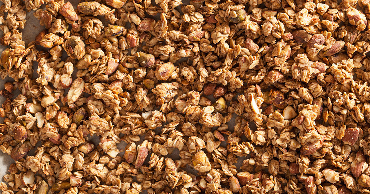 The Ultimate Pumpkin Spice Granola Recipe
