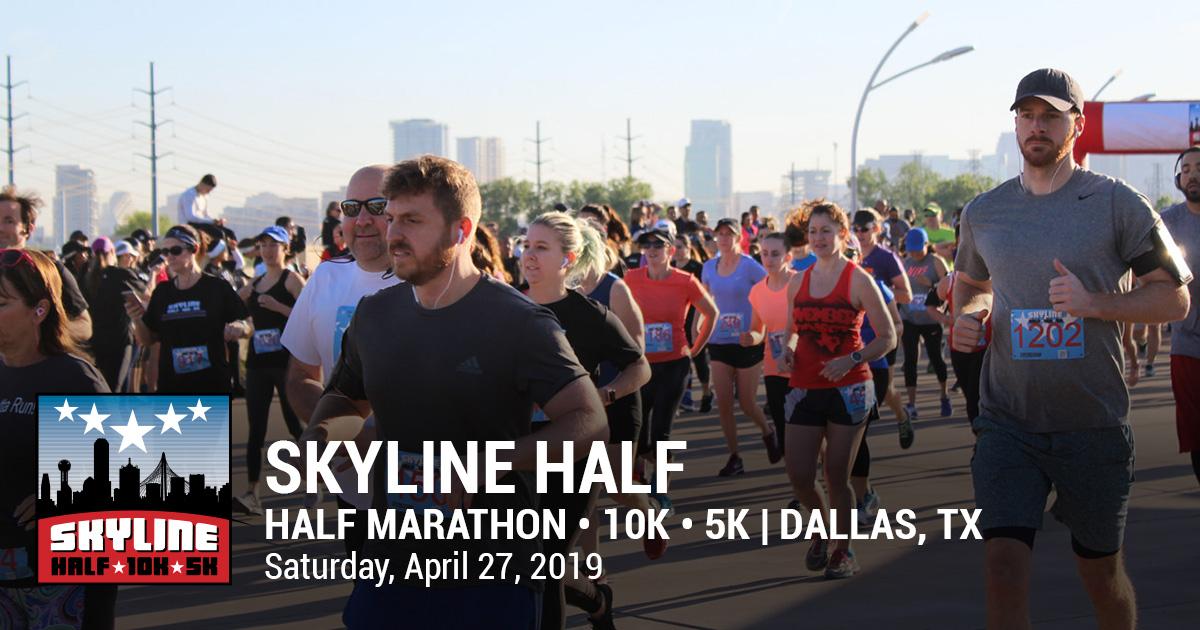 skyline half marathon  5k  u0026 10k - april 27  2019