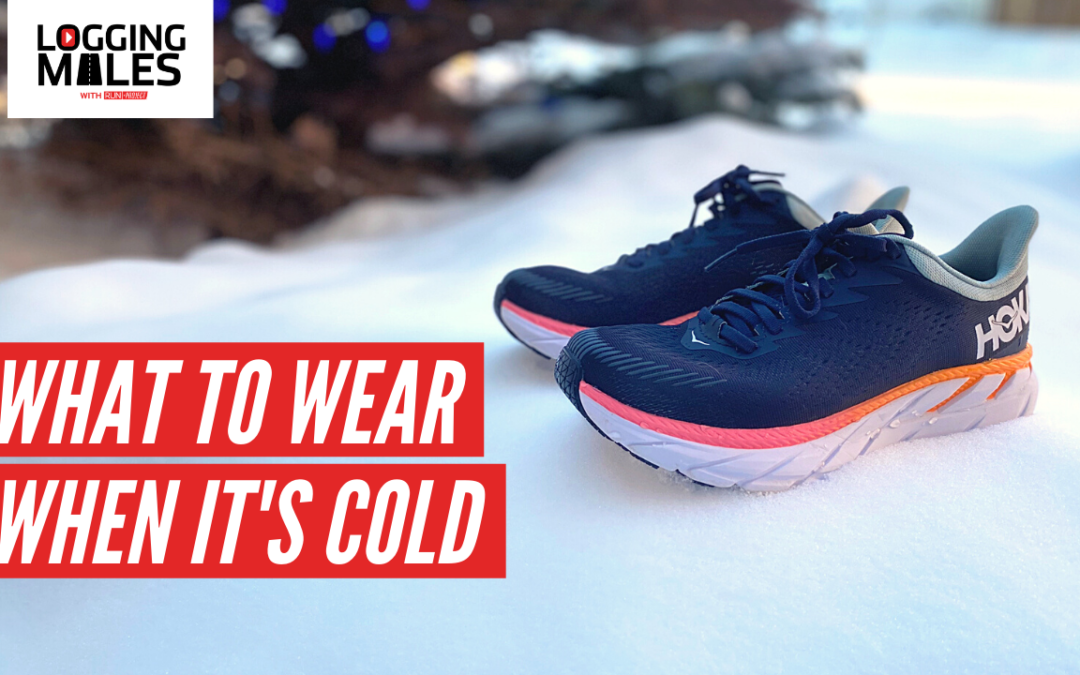 Top 5 Tips – Dressing for Cold Weather Running