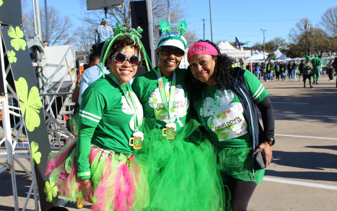 Best of St. Paddy's – Tutu Parade