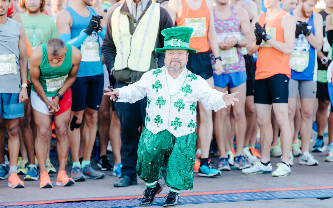 An Interview with the Dash Down Greenville Leprechaun