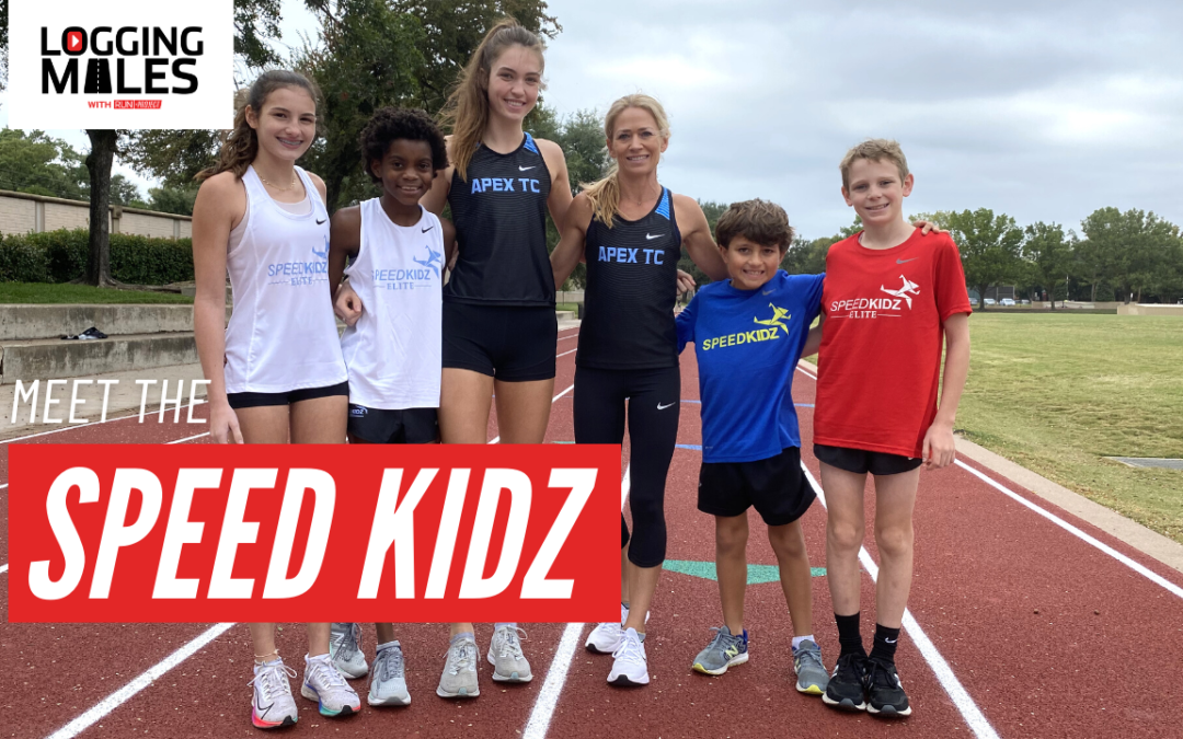 SpeedKIDZ and Coach Dawn
