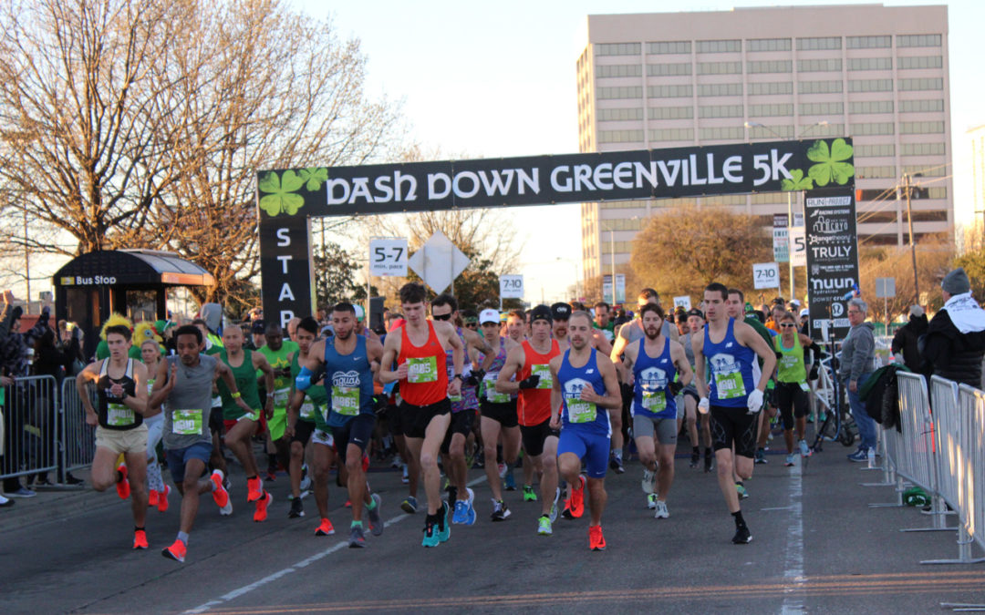 Dash Down Greenville