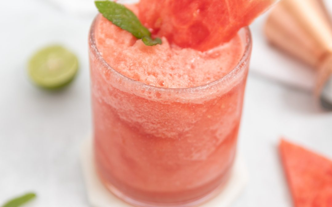 The Melon Margarita
